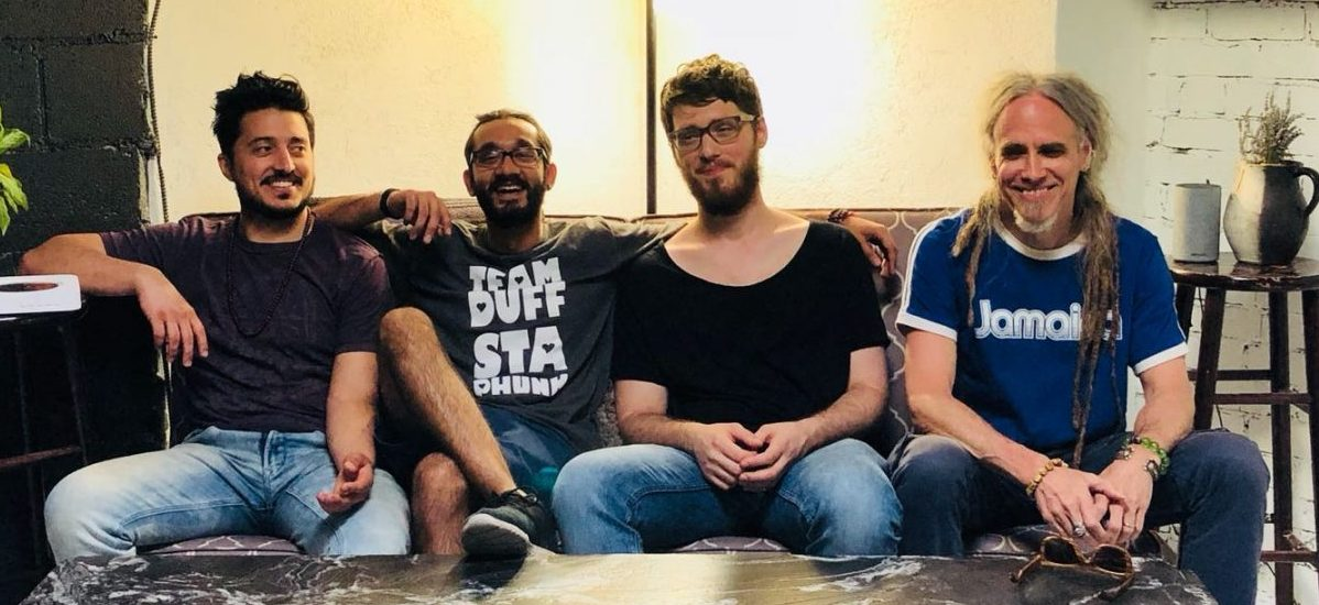 Noon: Middle Eastern Fusion from Dubai, UAE